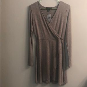 Soft unique dress
